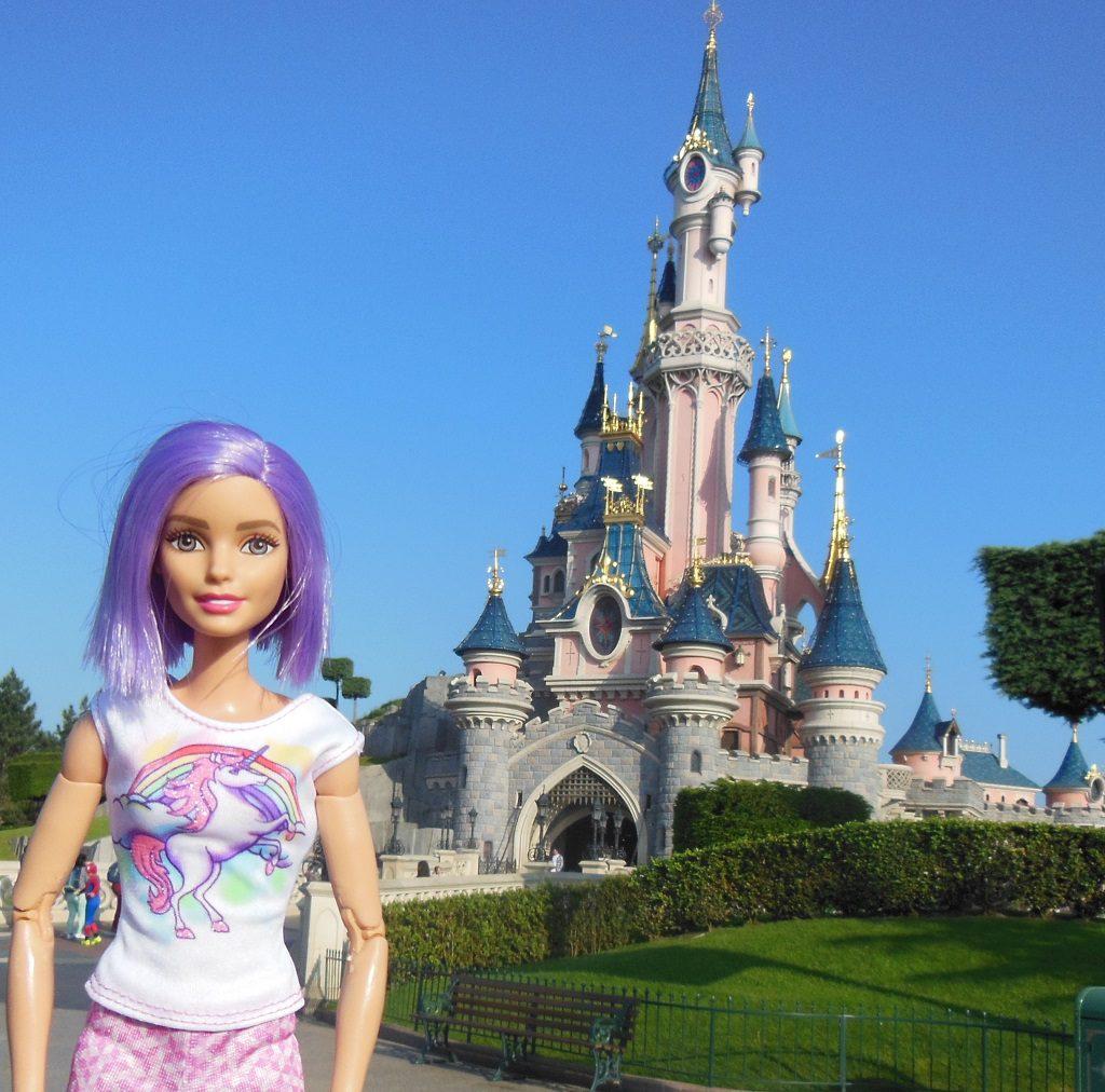 Véronica à Disney