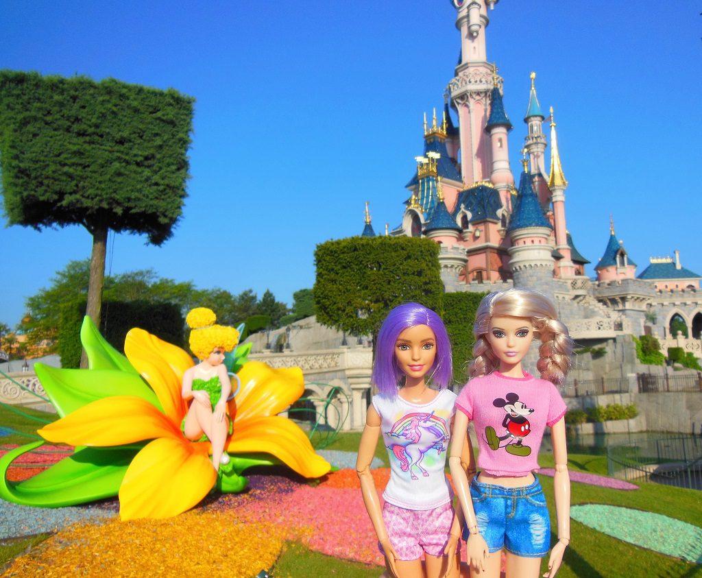 Cathy et Véronica à Disney