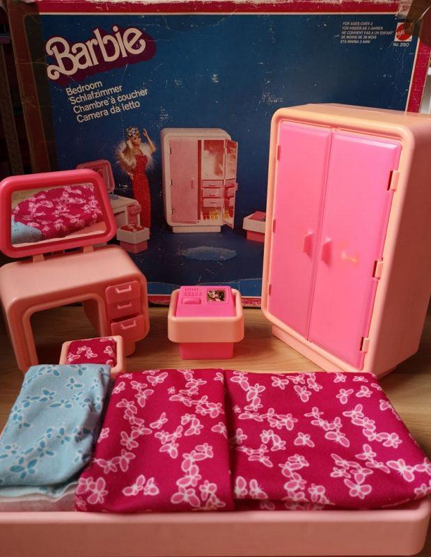 Barbie & Co. - Mobilier vintage
